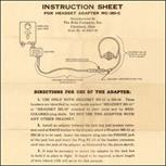 MC-385-C Instructions